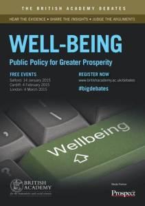 British Academy Debates Well-being